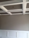 I also love our ceilings!